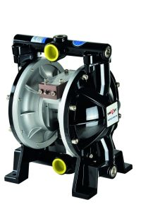 Hyvst Pneumatic Double Diaphragm Pump Spxd180-B Bare Pump pictures & photos