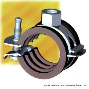 Pipe Clamp (single screw) pictures & photos