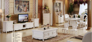 Euorpe Style Coffee Table TV Stand, Living Room Furniture (B12) pictures & photos