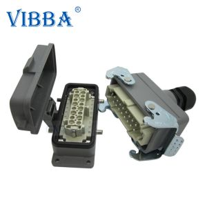 Whole Sales High Quality 16 Pins Electronic Connector pictures & photos