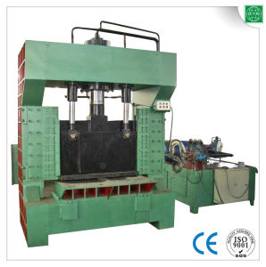 Guillotine Hydraulic Steel Square Sheet Shear pictures & photos