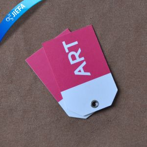 Jeans Hangtag Paper Tag for Garment pictures & photos