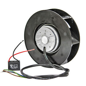 Aluminum Die-Cast 190*190*67mm Ec Cooling Fan
