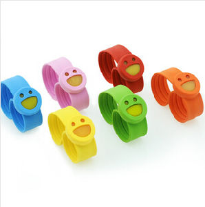 for Kids Deet Free Silicone Anti Mosquito Bracelet pictures & photos