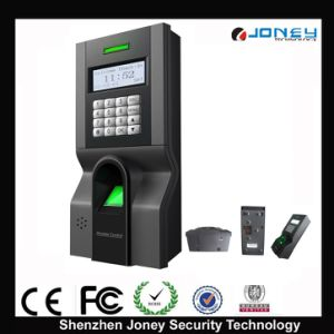 Zk F8 Standalone Fingerprint Access Control with Wiegand Signal pictures & photos