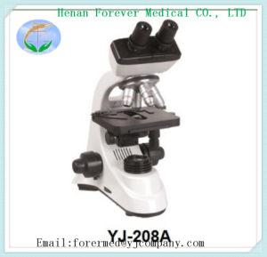 School Teaching Used Laboratory Microscope pictures & photos