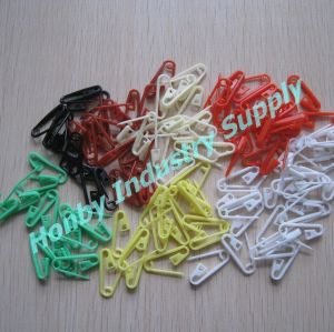 Wholesaled Colored 22mm Plastic Safety Pins pictures & photos