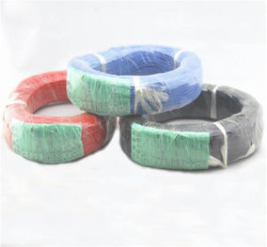 High Temperature Soft Silicone Wire for Heating Equipment
