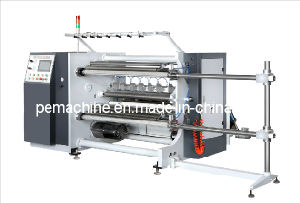 300m /Min Economic PLC Automatic Tension Controlled High Speed Slitting Machine pictures & photos