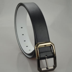 Classic Pure Genuine Leather Belt (LB-10) pictures & photos