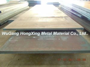 Hot Rolled Steel Plate/Sheet S235jr pictures & photos
