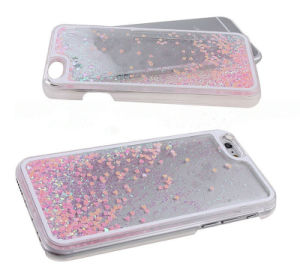 Moving Liquid Sand Cellphone Case for iPhone 6/7 pictures & photos