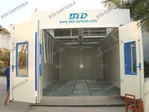 Auto Spray Booth for Painting Car pictures & photos