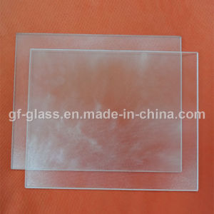 Low Iron Patterned Tempered Glass for Solar Panel