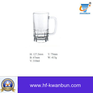 High Quality Glass Beer Mug Wigh Good Price Kb-Hn0836 pictures & photos