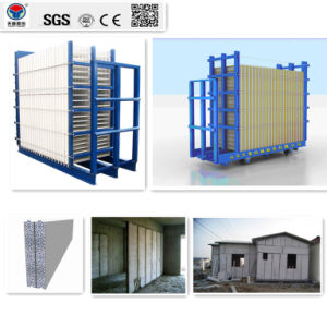 EPS Cement Sandwich Wall Panel Making Machine/Equipment for Building pictures & photos