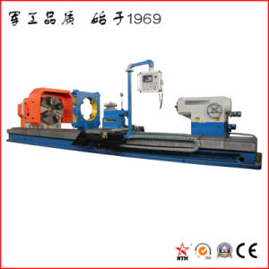 Large Heavy Duty Pipe Threading Lathe for Turning Oil Pipes (CG61300) pictures & photos