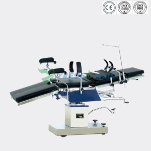 Medical Hospital Multifunctional Operation Operating Table pictures & photos