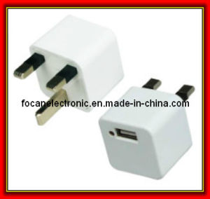 UK Power Charger, USB UK Power Adapter pictures & photos