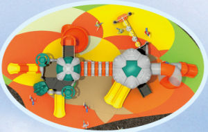 Newest Design Large Outdoor Playground for Amusement Park (HTS-A002) pictures & photos