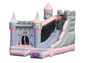 Inflatable Princess Castle (BZA-F37)