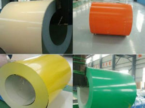 Different Colors Prepainted Galvanized Steel Coil/PPGI for Building Material