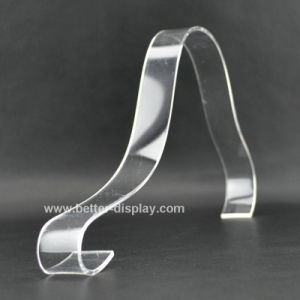 Plastic Acrylic Clear Shoe Display Insert Btr-G1057 pictures & photos