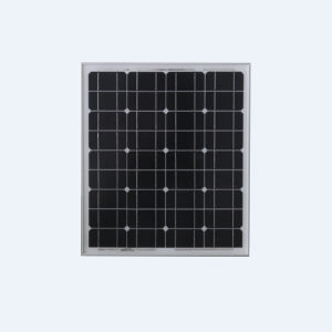 30W Mono Solar Panel for Charging 12V Battery pictures & photos