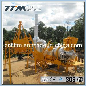 10-80tph China Professional Supplier Hot Mix Mobile Asphalt Plant pictures & photos