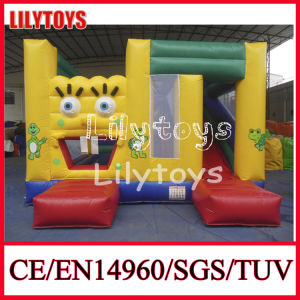 2015 New Yellow Cartoon Theme Jumping Castle Blower for Sale (J-BC-037) pictures & photos