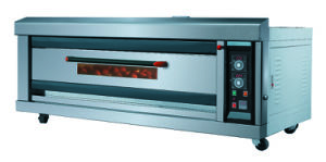 Three Compartment Gas Deck Oven for Bread Baking pictures & photos