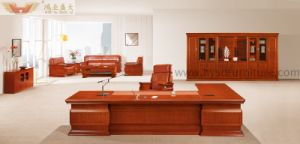 Big Luxury Boss Executive Table Office Furniture pictures & photos