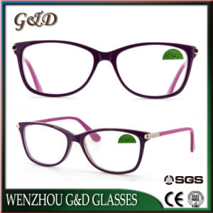 Latest Fashion Design Acetate Glasses Optical Frame Eyewear Eyeglass Nc3421 pictures & photos