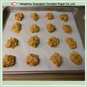 Custom Made Reusable 40GSM Baking Tray Liners in Oven pictures & photos