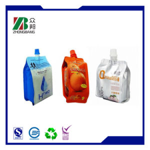 Jelly Bag/Drinks Packaging/Spout Liquid Bag pictures & photos