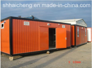Certified Rental Prefabricated Portable Container Bathroom (shs-fp-bathroom005) pictures & photos