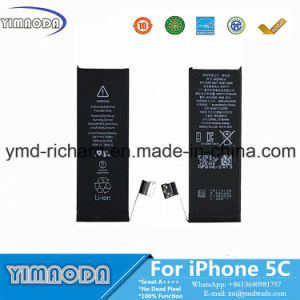 1510mAh 3.7V Lithium Polymer Mobile Phone Batteries for iPhone 5c Battery pictures & photos
