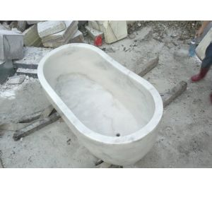 Stone Marble Hot Soaker Tub Bathtub Sizes for Luxury Bathrooms pictures & photos