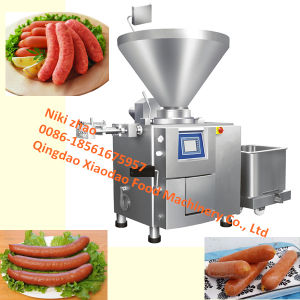 Vacuum Sausage Filling Machine/Sausage Stuffer/Sausage Filler pictures & photos