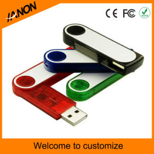 Plastic USB Flash Drive with You Logo pictures & photos