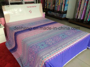Home Textile Comfortable Cotton Printed Wholesale Bedsheet Fabric pictures & photos