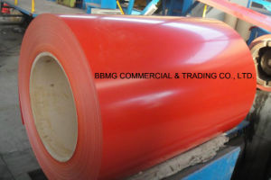 China Competitive Roofing Steel Color Coated Galvanized Steel Coil Sheet pictures & photos