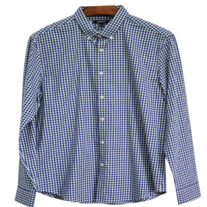 Xdl15018 Men′s Loose Fit Causal Shirt