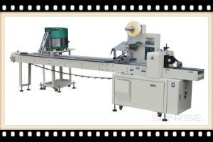 High Speed Pillow Packaging Machine for Bread