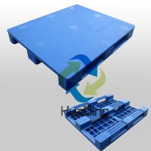 1250*1100 Environmentally Friendly Plastic Pallet From China pictures & photos