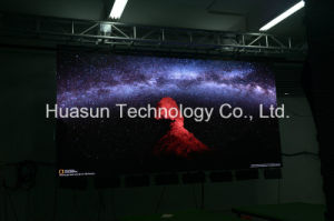 Galaxias-3 P3mm Soft LED Curtain Curved LED Screen Flexible Outdoor pictures & photos