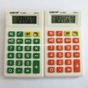 Handheld 8 Digits Colorful Calculator (KT-920S)