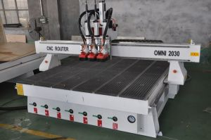 2030 Multi Head CNC Router From Alibaba Express pictures & photos