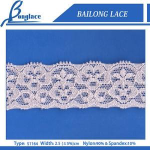 2.5cm Narrow Trim Lace for Women Clothes (Item No. S1164)