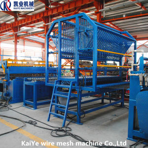 Automatic Wire Mesh Welding Machine Production Line pictures & photos